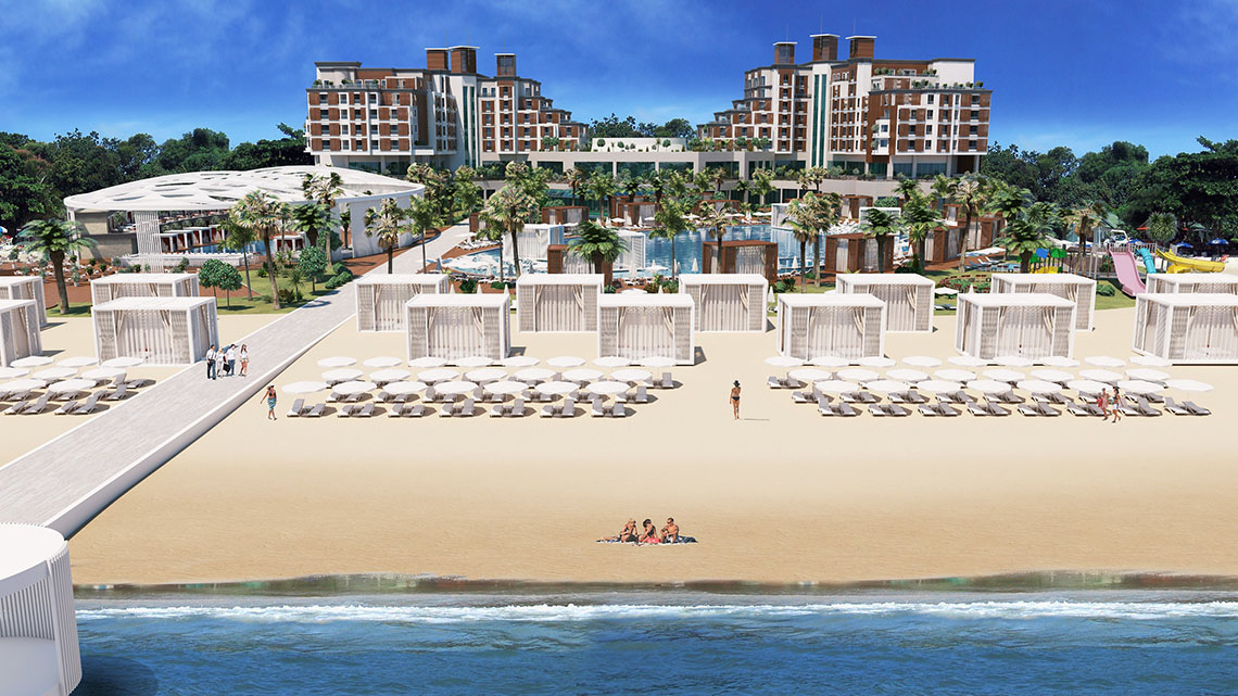 Selectum Luxury Resort Belek 5*